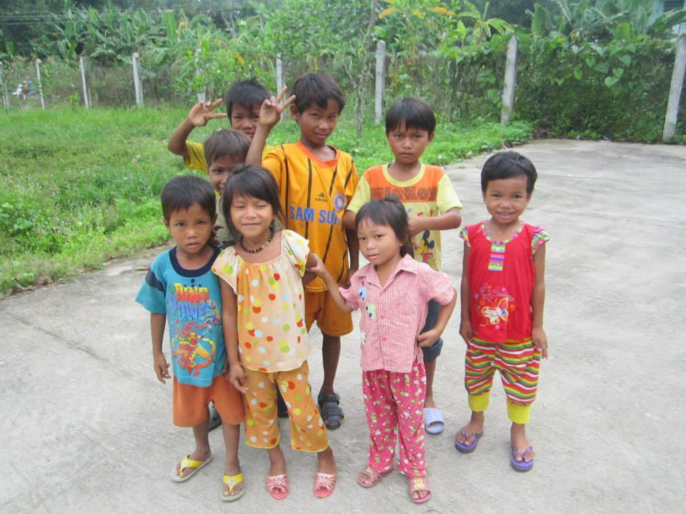 communities we help in vietnam