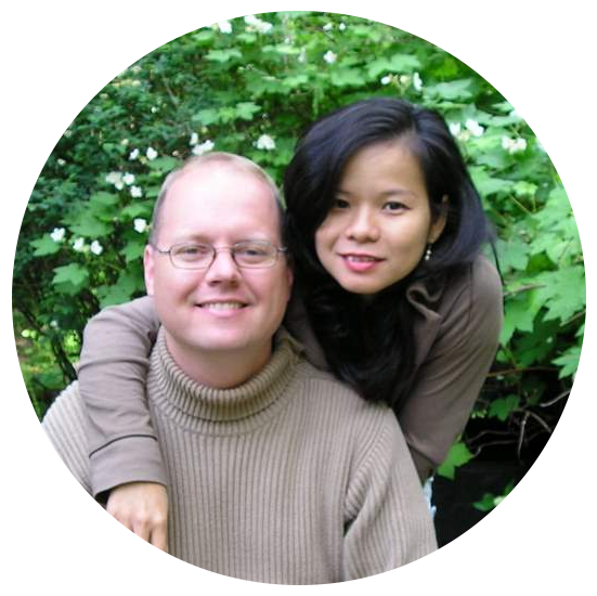 Ahren and Khanh Sims, Founders – USA