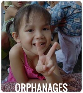 assist orphanages in vietnam