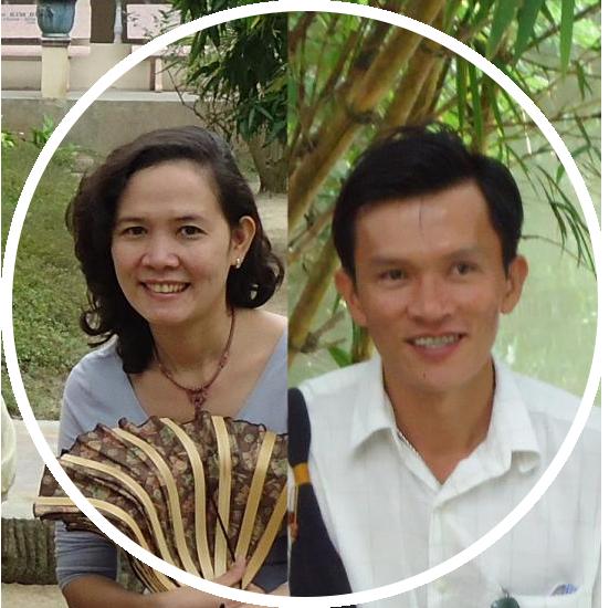 Phan Ngoc Loan and Nguyen Thanh Nhan, Coordinators – Vietnam