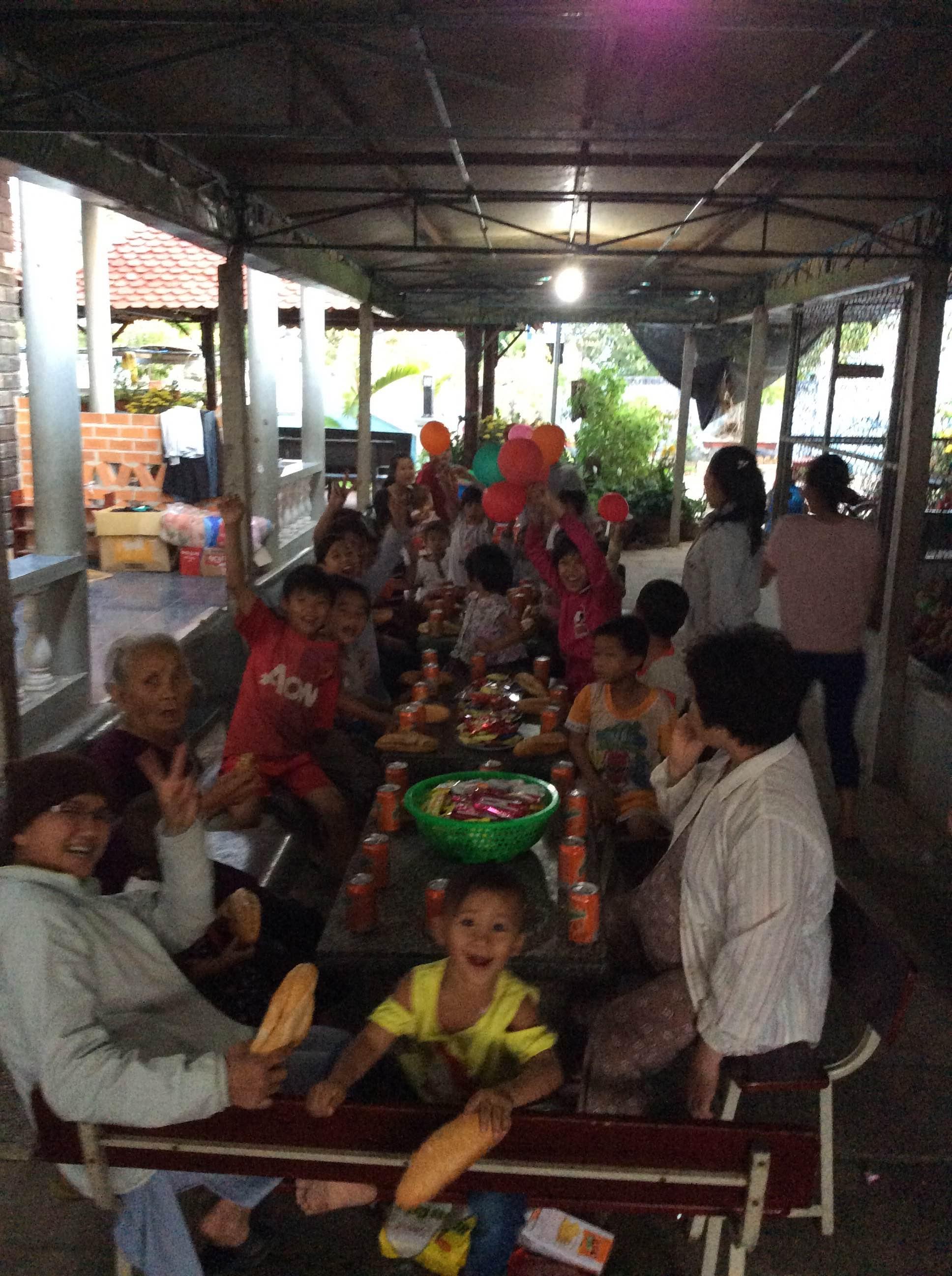 Visit To The Lac Thien Orphanage Lovingkindness Vietnam